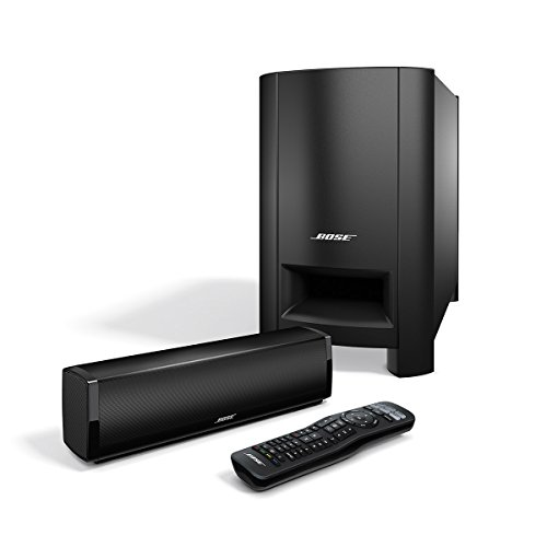 Bose A® CineMate 15 Home Cinema Soundbar Speaker System - Black, [Importado de Reino Unido]