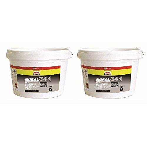 Henkel pattex - Masilla adhesivo/a pattex nural-34 700gr