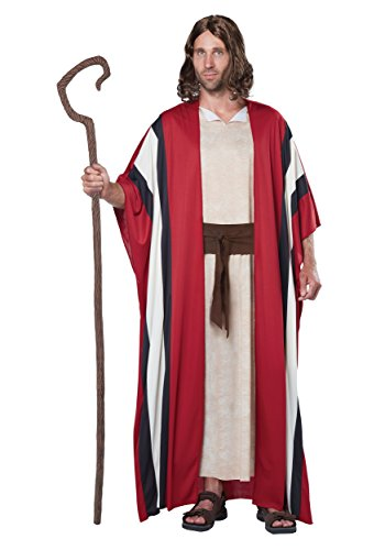 Disfraz de Moiss / pastor para hombre