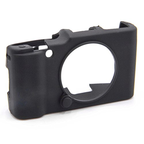 vhbw cámara Cubierta Bolsa Compatible con Fuji/Fujifilm XA1, XA2, XM1, XM2 cámara...