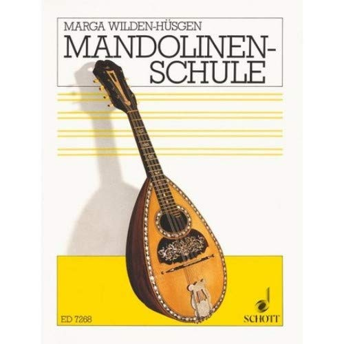 Mandolinen-Schule: Mandoline.