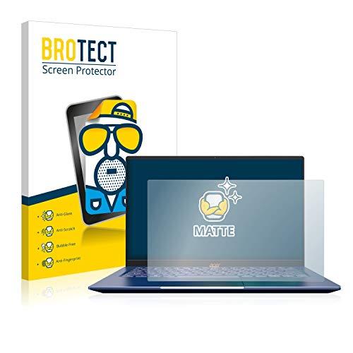 BROTECT Entspiegelungs-Schutzfolie kompatibel mit HP Pavilion x360 Convertible 15-dq0102ng Bildschirmschutz-Folie Matt, Anti-Reflex, Anti-Fingerprint