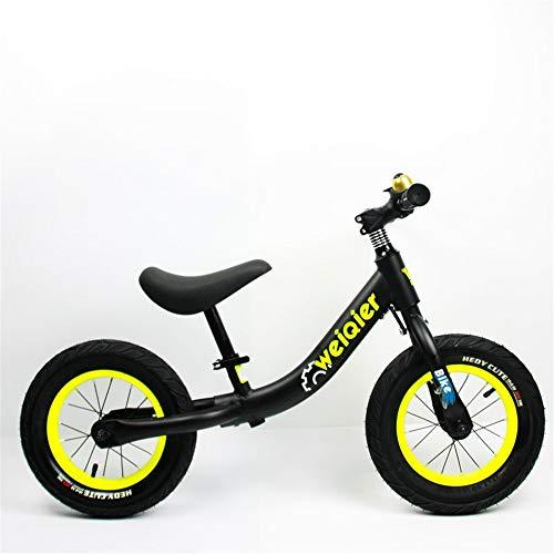 Equilibrio Bebé Juguete Bicicleta Bicicleta de 12
