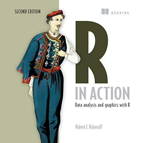 R in Action: Data Analysis and Graphics with R audiobook cover art