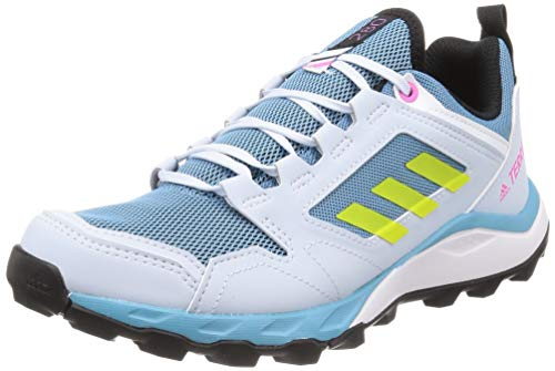 adidas Terrex Agravic TR W, Zapatillas de Trail Running Mujer, AZUBRU/AMAACI/Balcri, 38 2/3 EU