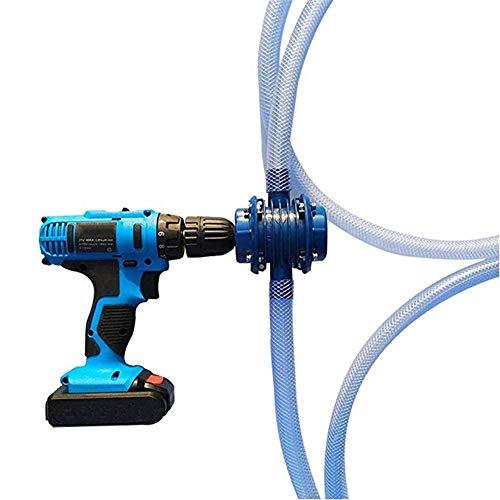 Longzhuo Zelfaanzuigende handboormachine-waterpomp, zelfaanzuigende centrifugaalpomp, huishoud-tuin-kleine pomp