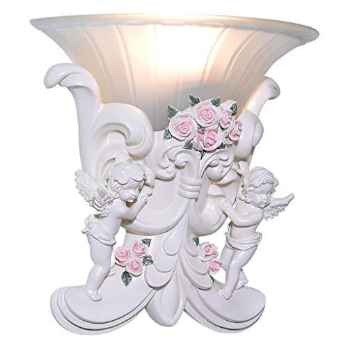 Lámparas de pared Iluminación de pared Lámpara de pared de sala de estar de estilo europeo...