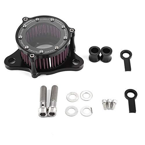Motorrad Luftfilter CNC Aluminium Motorluftfilter XL 883 1200 X 48