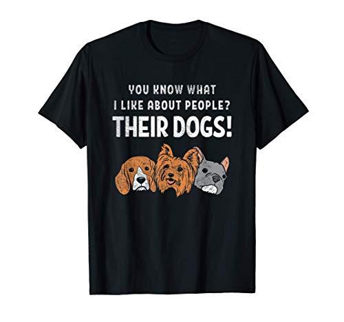Introvert Dog Lover Humor Gifts | Funny Meme Antisocial Dog T-Shirt