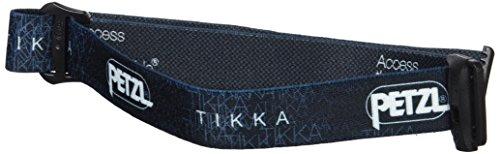 PETZL Bandeau de Rechange pour Lampes Tikka, Tikkina et Pixa, Noir, Taille Unique