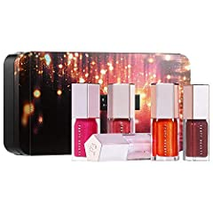 Gotta have Lip Gloss Set in 5 Shades Shades: confetti, fussy, pretty please, cheeky, hot chocolate. Makes a Great Gift