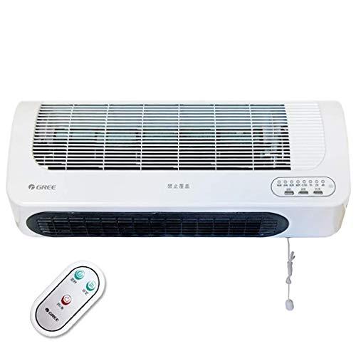 XIANGAI Calefactor Calentadores hogar baño de Ahorro de energía del Calentador Impermeable Duradera
