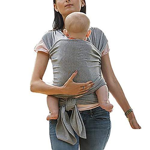G&F Abrigo Bebé Portabebés Sling Cubierta Lactancia Cabestrillo Infantil Recién Nacido Bebés Y Niños hasta 16 Kg