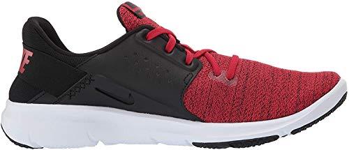 Nike Men's Flex Control Tr3/ Gymred/Black Red Running Shoes-8 UK (42.5 EU) (9 US) (AJ5911-600)