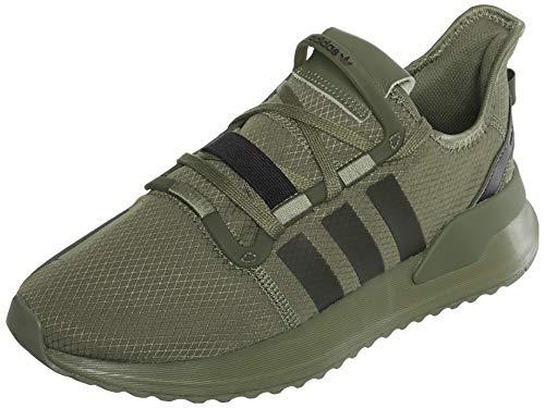 adidas Herren U_Path Run Sneaker, Mehrfarbig (Raw Khaki/Raw Khaki/Core Black Ee4466), 42 2/3 EU