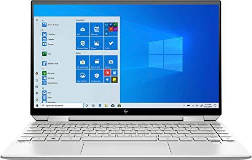 HP - Spectre x360 2-in-1 13.3' 4K Ultra HD Touch-Screen Laptop - Intel Core i5 - 8GB Memory - 256GB SSD - Natural Silver (Renewed)