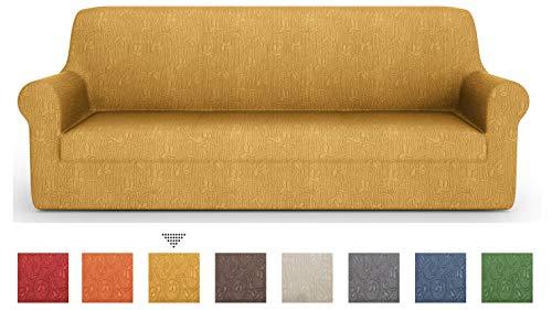 PETTI Artigiani Italiani Sofa-Überwürfe, Gelg, 1 Sitzer(85 bis 110 cm)