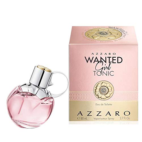 WANTED GIRL TONIC for Women 2.7 Oz Eau de Toilette Spray