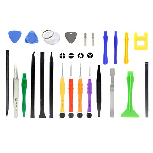 dayday light and beautiful JIAFA JF-8152 25 in 1 Repair Tool Set with Bag,Professional and practical, compact and portable