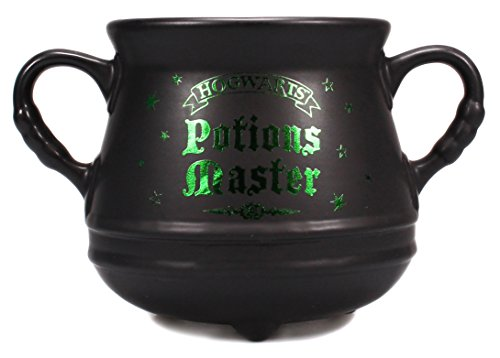 Half Moon Bay Z888030 Harry Potter 3D Kesseltasse XL Potions Master, Mehrfarbig