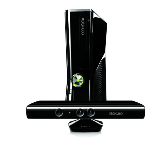 Xbox 360 250GB + Kinect (スペシャル エディション)【メーカー生産終了】