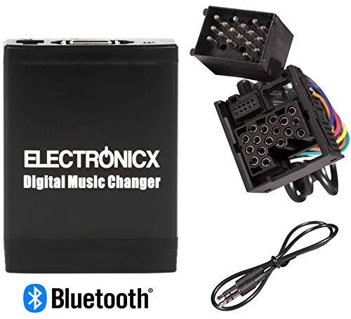 Bluetooth Freisprecheinrichtung Digitaler Musik Wechsler DMC USB MP3 AUX SD CD-Wechsler Originalradio YTM06-BM1-BT