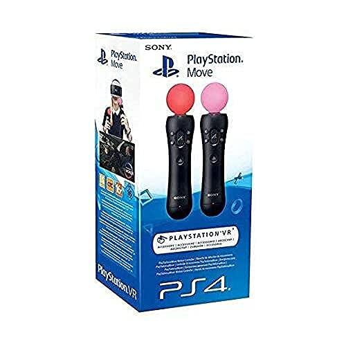 Sony Move Especial PlayStation 4 Negro - Volante/mando (Especial, PlayStation 4, Vibración encendida/apagada, Multi, Inalámbrico,...