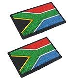 2pcs South Africa...image