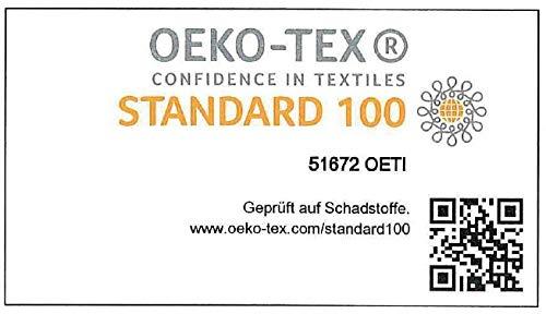 SCHAUMEX ® Noppenschaumstoff 50x30x5cm - Akustik Schaumstoff, Akustikschaumstoff, Dämmung für Tonstudio, Youtube room, In Deutschland hergestellt - 4