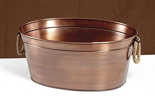 GET Copper Beverage Tub