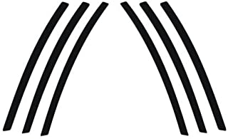 Graphicsplus123 2010-2015 Camaro Side Vent Decals (Black)