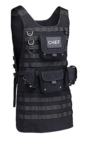 Tactical Grilling Vest