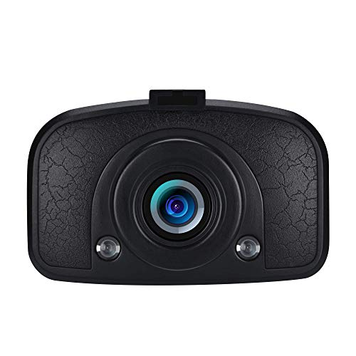 GEKO P500 1080PFull HD Dash Cam Built in G-Sensor Motion Detection Includes 8GB Micro SD Card