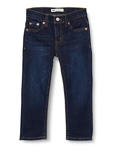 Levi's Kids Lvb 512 Slim Taper Jean Jeans Bambino Hydra 14 anni