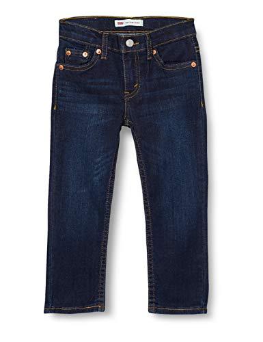 Levi's Kids Lvb 512 Slim Taper Jean Pantalones Hydra para Niños