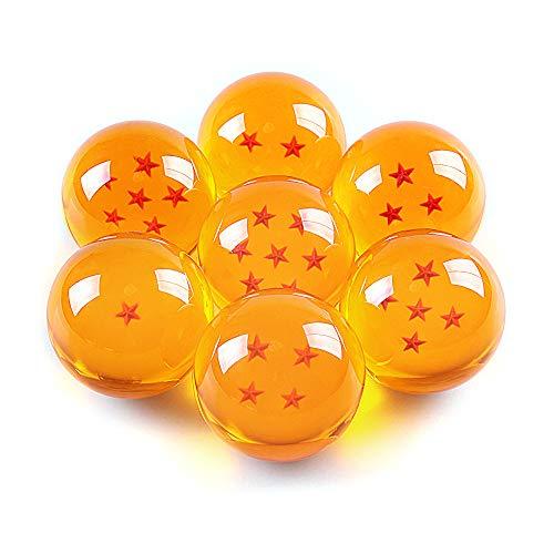 CoolChange Dragonball alle 7 Dragonballs in Einer Sammelbox
