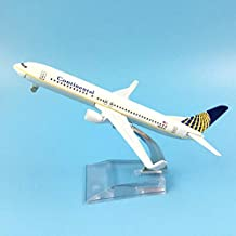 ZIETNAL Diecasts & Toy Vehicles - Aircraft Continental Airlines Boeing 747 Plane Model Diecast Metal Alloy Airplane Model Toy Aeroplane Model Plane Toys 1 PCs