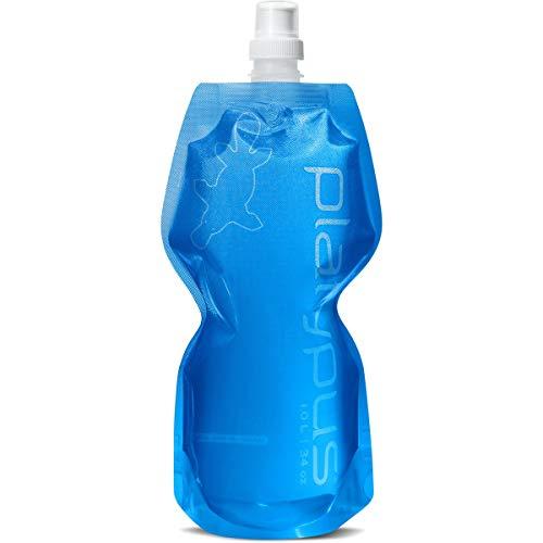 Platypus Trinkflasche SoftBottle, Blau (Blau), 0,5 Liter