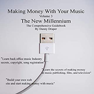 Making Money with Your Music: The New Millennium audiobook cover art