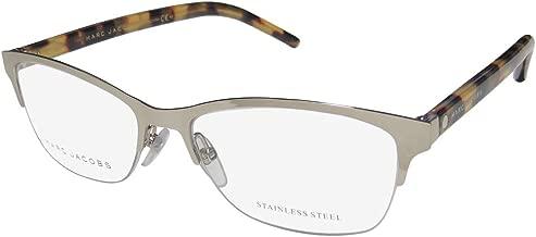 Marc Jacobs Marc 76 Womens/Ladies Designer Half-rim Premium Segment Authentic Classy Eyeglasses/Glasses