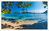 N\A Impossible Jigsaw Puzzles For Adults Jigsaws Educational Games - Hermosa Playa Playa De Formentor Palma Mallorca España - 500 Piece Puzzles Games Puzzle Decompressing Toy