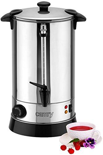 8,8L dispensador de agua | Hervidora | dispensador de vino caliente | Potencia mopot | dispensador de agua caliente | 950W | con regulador de temperatura (30–100°) | olla