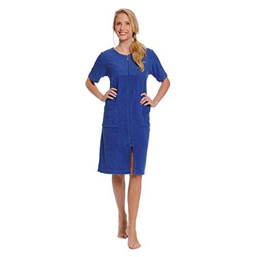 WeWo fashion Strandkleid 6429 Royalblau, XL