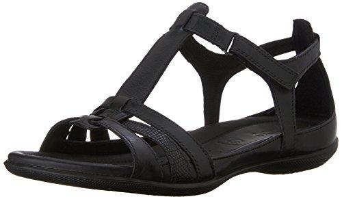 ECCO Damen Flash Sneaker, Black Black, 41 EU