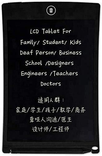 NBHUYT Durable 8,5 inch tablet kinderen leren digitale tekening graffiti-school briefpapier intelligent LCD-schrijfbord