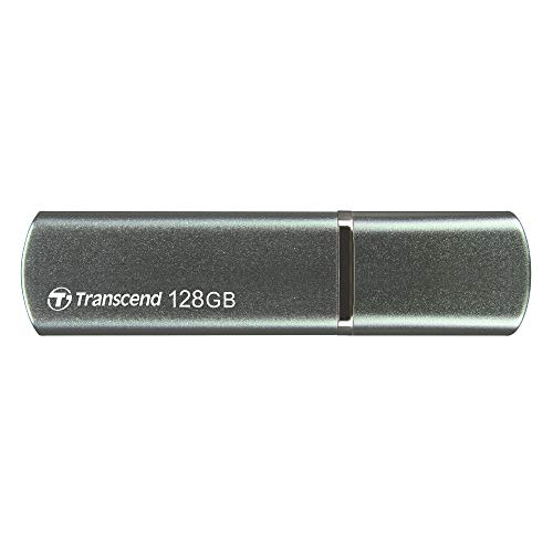 Transcend 高速・高耐久USBメモリ 128GB USB 3.1 (最大転送速度420MB/s) PS4動作確認済 TS128GJF910