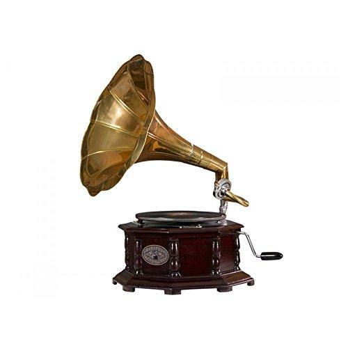 SOHO TOWN HOUSE LIVING Elemento Decorativo Gramophone