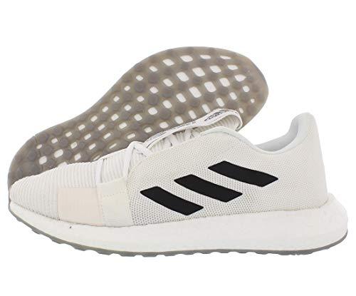 adidas Senseboost GO Shoes Men's, White, Size 9.5