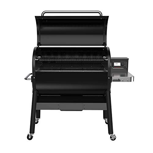 Weber 23510001 Wood Fired Pellet Grill Review