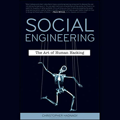 Social Engineering  By  cover art